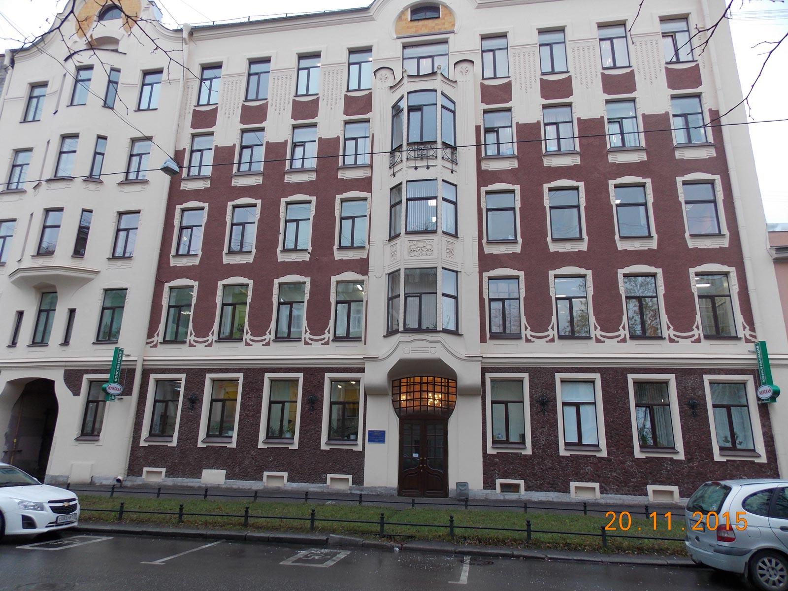 Городская больница №4 в Санкт-Петербурге
