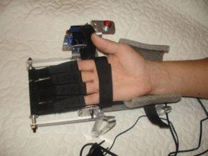 Тренажер «Бутон» для рук и пальцев руки после инсульта
