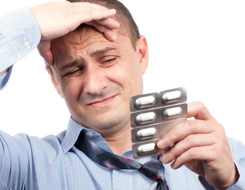 Таблетки от головной боли после инсульта