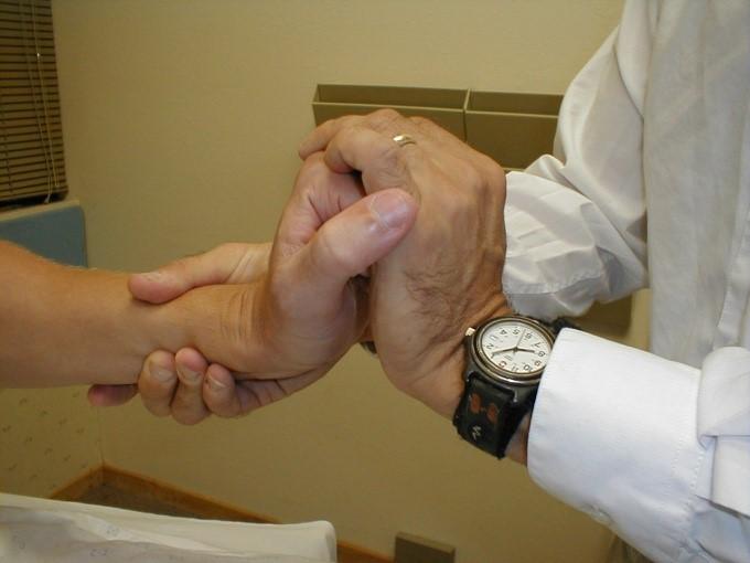 Массаж после инсульта