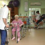 Лечение паралича после инсульта