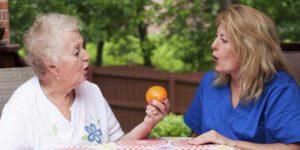 Лечение инсульта дома - восстановление речи